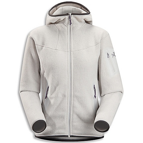 On Sale. Free Shipping. Arcteryx Women's Covert Hoody DECENT FEATURES of the Arcteryx Women's Covert Hoody Breathable, quick-drying fabric boosts thermal performance Two laminated hand pockets and one sleeve pocket with glued-in zippers Durable, colour-contrasted binding on hem, cuffs, and hood We are not able to ship Arcteryx products outside the US because of that other thing. We are not able to ship Arcteryx products outside the US because of that other thing. We are not able to ship Arcteryx products outside the US because of that other thing. The SPECS Weight: M: 14.9 oz / 422 g Polartec Thermal Pro Sweater Knit - 100% polyester Fit: Relaxed This product can only be shipped within the United States. Please don't hate us. - $128.99