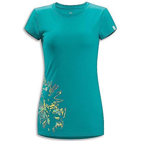 Arcteryx Women's Lichen SS Shirt The SPECS Weight: (M): 2.2 oz / 65 g We are not able to ship Arcteryx products outside the US because of that other thing. This product can only be shipped within the United States. Please don't hate us. - $34.95