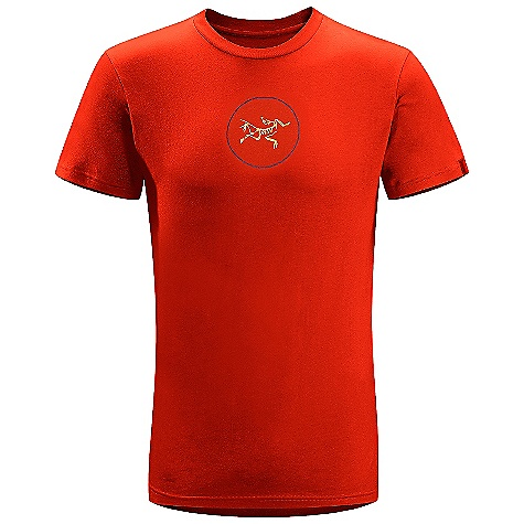 On Sale. Arcteryx Men's Circle Logo SS Shirt The SPECS Weight: 1.9 oz / 54 g We are not able to ship Arcteryx products outside the US because of that other thing. We are not able to ship Arcteryx products outside the US because of that other thing. We are not able to ship Arcteryx products outside the US because of that other thing. This product can only be shipped within the United States. Please don't hate us. - $28.99