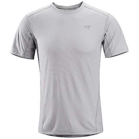 Fitness Free Shipping. Arcteryx Men's Motus SS Crew DECENT FEATURES of the Arcteryx Men's Motus Short Sleeve Crew Phasic SL fabric provides exceptional moisture management Crew neck Flat locked seam construction for added comfort Reflective blades UPF 25+ The SPECS Weight: M: 3.4 oz / 97 g Fit: Trim Phasic SL This product can only be shipped within the United States. Please don't hate us. - $64.95