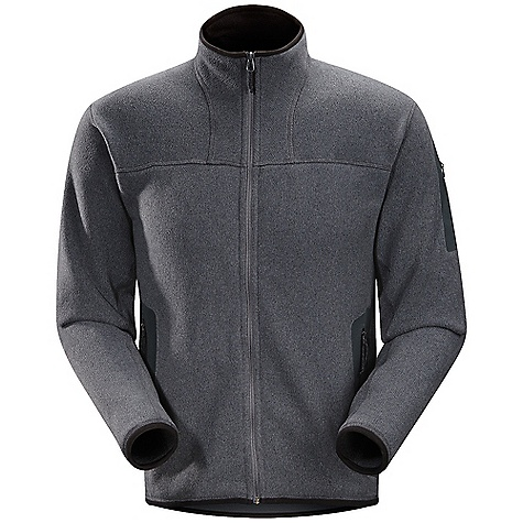 Free Shipping. Arcteryx Men's Covert Cardigan DECENT FEATURES of the Arcteryx Men's Covert Cardigan Breathable, quick-drying fabric boosts thermal performance Two laminated hand pockets and one sleeve pocket with glued-in zippers Durable, colour-contrasted binding on hem and cuffs We are not able to ship Arcteryx products outside the US because of that other thing. We are not able to ship Arcteryx products outside the US because of that other thing. We are not able to ship Arcteryx products outside the US because of that other thing. The SPECS Fit: Relaxed Weight: M: 17.5 oz / 497 g Polartec Thermal Pro Sweater Knit - 100% polyester This product can only be shipped within the United States. Please don't hate us. - $178.95