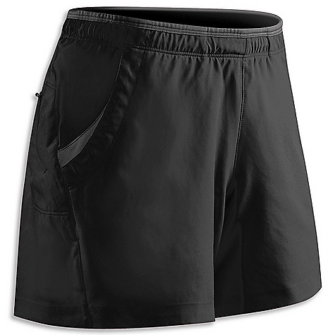 Free Shipping. Arcteryx Women's Cita Short DECENT FEATURES of the Arcteryx Women's Cita Short Breathable, quick-drying four-way stretch fabric with DWR Two front hand pockets, zippered key pocket on back right hip Mesh-lined drawstring waistband Laminated hem and smooth, seamless inner thigh Reflective logo We are not able to ship Arcteryx products outside the US because of that other thing. We are not able to ship Arcteryx products outside the US because of that other thing. We are not able to ship Arcteryx products outside the US because of that other thing. The SPECS Weight: M: 3.9 oz / 111 g Fit: Athletic fit Fabric: Circuit - 100% polyester This product can only be shipped within the United States. Please don't hate us. - $74.95