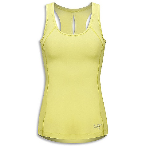 Fitness Free Shipping. Arcteryx Women's Cita Tank DECENT FEATURES of the Arcteryx Women's Cita Tank Refined style Solid stretch main body; mesh shoulder straps and bra for ventilation Built-in mesh bra provides high impact support; insert pockets Longer length and redesigned style provide additional coverage Reflective blades Strategically placed flatlocked seams Polygiene odour protection (built-in bra) We are not able to ship Arcteryx products outside the US because of that other thing. We are not able to ship Arcteryx products outside the US because of that other thing. We are not able to ship Arcteryx products outside the US because of that other thing. The SPECS Weight: M: 4.7 oz / 134 g Fit: Next to skin, hip length Fabric: Ariax - 77% polyester, 23% spandex, Aeris - 88% polyester, 12% spandex (mesh), Aeriel - 100% polyester This product can only be shipped within the United States. Please don't hate us. - $64.95