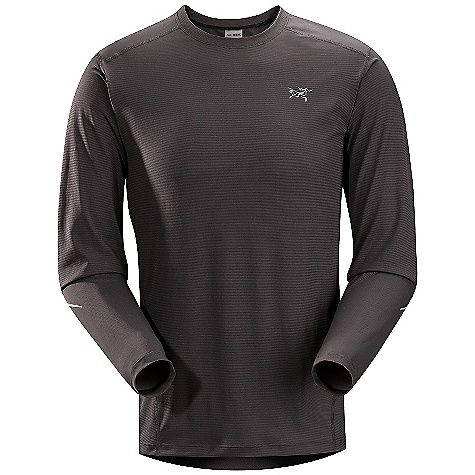 Fitness Free Shipping. Arcteryx Men's Motus Long Sleeve Crew DECENT FEATURES of the Arcteryx Women's Phase SL Long Sleeve Crew Phasic SL fabric provides exceptional moisture management Flat locked seams improve next-to-skin comfort Encapsulated silver ions reduce odours UPF 25+ The SPECS Weight: M: 2.9 oz / 83 g Phasic SL Fit: Next-to-skin This product can only be shipped within the United States. Please don't hate us. - $74.95