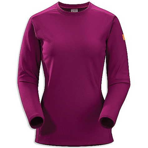 Free Shipping. Arcteryx Women's Phase SV Long Sleeved Crew DECENT FEATURES of the Arcteryx Women's Phase SV Long Sleeved Crew Moisture-wicking, quick drying and breathable, base layer fabric for cold weather interval activities Minimal odor retention Gusseted underarms and anatomical shaping provide freedom of movement UPF 50+ The SPECS Weight: 4.9 oz / 140 g Fit: Next-to-skin Fabric: Phasic SV This product can only be shipped within the United States. Please don't hate us. - $69.00
