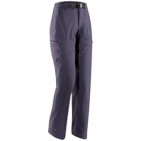 Camp and Hike On Sale. Free Shipping. Arcteryx Women's Palisade Pant DECENT FEATURES of the Arcteryx Women's Palisade Pant Durable Gusseted crotch Laminated front fly Laminated hem Two hand pockets Two cargo pockets with laminated zippers Low-rise waist Adjustable webbing belt Soft, chamois lined waist Made of Light weight, breathable, quick-drying TerraTex fabric Brushed polyester waistband prevents chafing Articulated patterning with gusseted crotch for freedom of movement Slash hand pockets, two cargo pockets with laminated zippers and volume pleats Activity: Hiking / Trekking We are not able to ship Arcteryx products outside the US because of that other thing. We are not able to ship Arcteryx products outside the US because of that other thing. We are not able to ship Arcteryx products outside the US because of that other thing. The SPECS Weight: (8): 9.5 oz / 268 g Inseam: 32 x 35in. / 81 x 89 cm Fit: Athletic Fabric: TerraTex-94% nylon, 6% spandex blend. Lightweight, breathable, stretchy, quick drying plain weave textile Care Instructions Machine wash in cold water Wash dark colors separately Tumble dry on low heat Iron on low heat Do not use fabric softener This product can only be shipped within the United States. Please don't hate us. - $96.99
