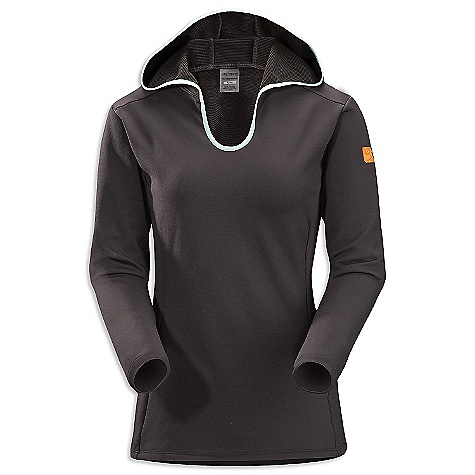 Free Shipping. Arcteryx Women's Phase SV Hoody DECENT FEATURES of the Arcteryx Women's Phase SV Hoody Moisture-wicking, quick drying and breathable base layer fabric for cold weather interval activities Minimal odour retention Gusseted underarms and anatomical shaping provide freedom of movement Low profile hood for added protection The SPECS Weight: (M): 6.0 oz / 170 g Fit: Next-to-skin or second layer Fabric: Phasic SV This product can only be shipped within the United States. Please don't hate us. - $78.95