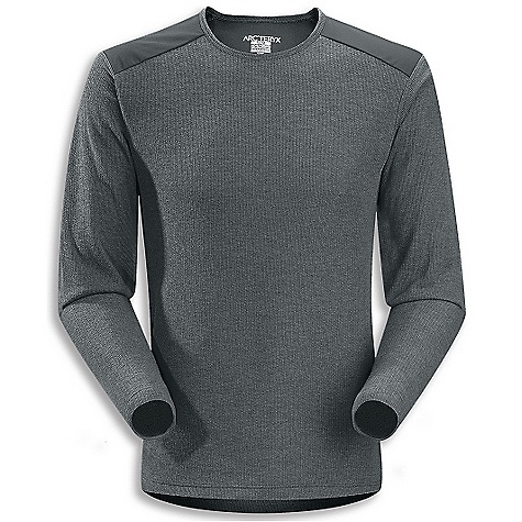 On Sale. Free Shipping. Arcteryx Men's Cordin Pullover DECENT FEATURES of the Arcteryx Men's Cordin Pullover Plated polyester/wool fabric offers warmth and comfort Slim fit keeps the warmth close to the core Brushed polyester interior Discreet woven logo on the bottom hem We are not able to ship Arcteryx products outside the US because of that other thing. The SPECS Fit: Trim Weight: M: 12.2 oz / 345 g Polartec Power Dry - 70% polyester, 30% wool This product can only be shipped within the United States. Please don't hate us. - $113.99