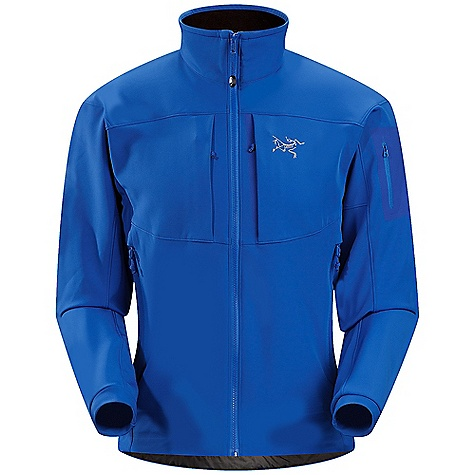 Climbing On Sale. Free Shipping. Arcteryx Men's Gamma MX Jacket DECENT FEATURES of the Arcteryx Men's Gamma MX Jacket Moisture-resistant outer face fabric Snow-shedding Breathable Lightly insulated Durable Wind resistant Anatomical shaping for fit and comfort Articulated elbows Soft brushed-lined collar Molded zipper garages Full front zip with wind flap Corded zipper-pulls reduce noise and are easy to grab Stretch-woven cuffs Drop back hem Adjustable hem drawcord Laminated hem Lightweight softshell fabric sheds precipitation and provides warmth DWR finish Articulated patterning, and gusseted underarms for freedom of movement Two hand pockets and two chest pockets, laminated sleeve pocket with laminated zipper Activity: Alpine Climbing We are not able to ship Arcteryx products outside the US because of that other thing. We are not able to ship Arcteryx products outside the US because of that other thing. We are not able to ship Arcteryx products outside the US because of that other thing. The SPECS Weight: (M): 20 oz / 576 g Fit: Athletic, hip length Fabric: Fortius 2.0-53% polyester, 27% nylon, 20% polyurethane Care Instructions Machine wash in cold water Wash dark colors separately Tumble dry on low heat Iron on low heat Do not use fabric softener This product can only be shipped within the United States. Please don't hate us. - $238.99