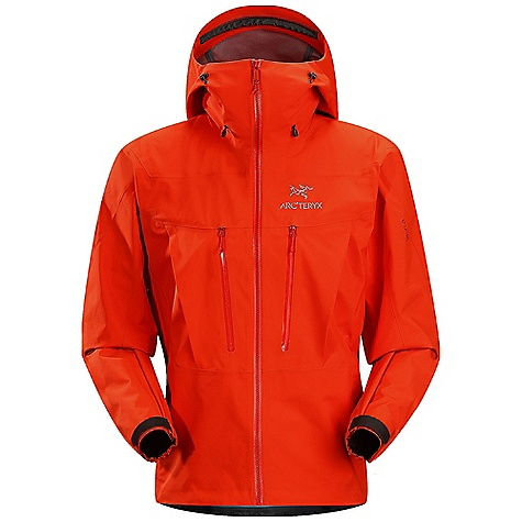 Free Shipping. Arcteryx Men's Alpha SV Jacket DECENT FEATURES of the Arcteryx Men's Alpha SV Jacket Hard wearing nylon, plain weave N80p-x face fabric delivers long term performance Athletic e3D patterning provides room for three layers while facilitating movement Two large, bellowed chest pockets, sleeve pocket, and laminated internal chest pocket Helmet-compatible Storm Hood rotates without blocking vision WaterTight pit zippers permit rapid ventilation Hem drawcords and HemLock removable inserts prevent jacket from slipping out from underneath a harness We are not able to ship Arcteryx products outside the US because of that other thing. We are not able to ship Arcteryx products outside the US because of that other thing. We are not able to ship Arcteryx products outside the US because of that other thing. The SPECS Weight: M: 16.0 oz / 453 g N80p-x Gore-Tex Pro 3L Fit: Athletic with e3D, hip length This product can only be shipped within the United States. Please don't hate us. - $624.95