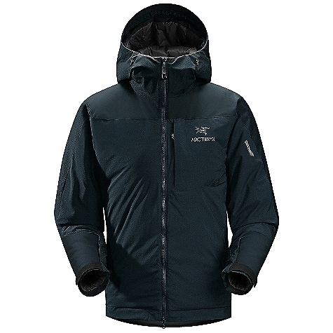 Free Shipping. Arcteryx Men's Kappa Hoody DECENT FEATURES of the Arcteryx Men's Kappa Hoody Moisture-resistant outer face fabric Windproof Increased breathability-maintains comfort during aerobic activity Durable Micro-seam allowance (1.6 mm) reduces bulk and weight DWR finish (Durable Water Repellent) helps bead water from fabric surface Arc'teryx finishing tape-to help seams lie flat and to increase windproofness Non-quilted, laminated construction eliminates cold spots Laminated brim Adjustable hood drawcords Storm Hood Insulated hood Chin guard with brushed microsuede facing for added comfort Integrated fitted collar panel for added warmth and comfort Full front zip with wind flap Bottom snap closure on zip Laminated die-cut Velcro cuff adjusters reduce bulk, and won't catch or tear off Drop back hem Adjustable hem drawcord Full seat coverage Chest pocket with zip Two internal mesh pockets Two hand pockets with zippers Face fabric has exceptional durability, comfortable touch Coreloft insulation is lightweight, radiant, resilient Insulated Storm Hood fits over helmet Chest pocket, hand pockets Drop hem covers seat, draw cord closure seals out cold, snow Activity: All Around We are not able to ship Arcteryx products outside the US because of that other thing. We are not able to ship Arcteryx products outside the US because of that other thing. We are not able to ship Arcteryx products outside the US because of that other thing. The SPECS Weight: (M): 26.8 oz / 759 g Fit: Athletic, upper hip length Fabric: N80p-X Wind stopper 2L N70p Wind stopper 2L Coreloft 140 insulation (140 g/m2) Care Instructions Machine wash in warm water Do not use fabric softener Front load washing machine recommended (use a mesh bag for top loading machines) Tumble dry on low heat Do not iron This product can only be shipped within the United States. Please don't hate us. - $398.95