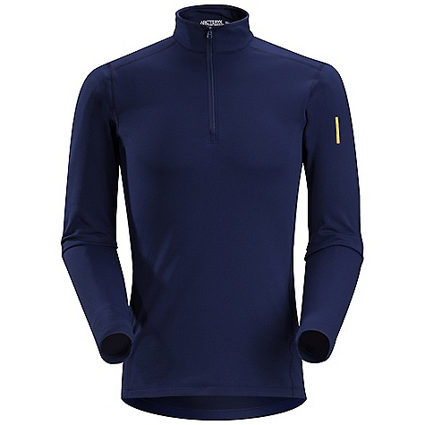Free Shipping. Arcteryx Men's Phase SV LS Zip Neck DECENT FEATURES of the Arcteryx Men's Phase SV Long Sleeve Zip Neck Phasic fabric has soft touch and exceptional moisture management properties Composite construction reduces bulk, improves thermal regulation Flat locked seams improve next-to-skin comfort Encapsulated silver ions reduce odours UPF 50+ We are not able to ship Arcteryx products outside the US because of that other thing. We are not able to ship Arcteryx products outside the US because of that other thing. We are not able to ship Arcteryx products outside the US because of that other thing. The SPECS Weight: M: 6.1 oz / 172 g Body: Phasic SV Underarm: Phasic AR Fit: Next-to-skin This product can only be shipped within the United States. Please don't hate us. - $84.95