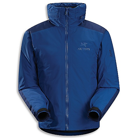 On Sale. Free Shipping. Arcteryx Men's Fission AR Jacket DECENT FEATURES of the Arcteryx Men's Fission AR Jacket Waterproof, durable insulated Gore-Tex jacket spans cold weather, storms, varied winter conditions and activities Breathable Micro-seam allowance (1.6 mm) reduces bulk and weight Tiny Gore seam tape (13 mm) One-hand adjustable drawcords Articulated elbows Integrated fitted collar panel for added warmth and comfort WaterTight external zippers Drop back hem Full seat coverage Two internal mesh pockets Two hand pockets with laminated zippers Laminated die-cut Velcro cuff adjusters reduce bulk, and won't catch or tear off Stow Hood Fits over helmet with easy low profile storage in collar Internal mesh dump pockets insulated hand pockets Reinforced shoulders and arms Activity: All Around We are not able to ship Arcteryx products outside the US because of that other thing. The SPECS Weight: (M): 25.3 oz / 716.6 g Fit: Athletic, upper hip length Fabric: N40r Gore-Tex Pro 3L N80p-X Gore-Tex Pro 3L Coreloft 100 insulation (100 g / m2) Care Instructions Machine wash in warm water or dry clean Double rinse Wash dark colors separately Do not use fabric softener Starch or hydrogen peroxide detergents Tumble dry on medium heat Do not iron This product can only be shipped within the United States. Please don't hate us. - $383.99
