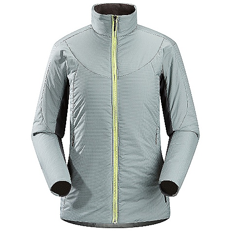 Ski On Sale. Free Shipping. Arcteryx Women's Ceva Jacket FEATURES of the Arcteryx Women's Ceva Jacket 100% nylon Colbri fabric is lightweight yet durable DWR finish sheds moisture Helius Comp stretch side panels give low profile fit and ventilation 80 g of Coreloft insulation provides good warmth Insulated hand pockets; lined collar - $113.99