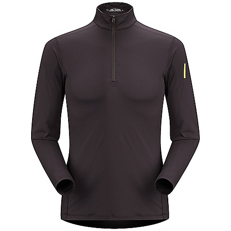 Free Shipping. Arcteryx Men's Phase AR LS Zip Neck DECENT FEATURES of the Arcteryx Men's Phase AR Long Sleeve Zip Neck Phasic fabric has soft touch and exceptional moisture management properties Composite construction reduces bulk, improves thermal regulation Flat locked seams improve next-to-skin comfort Encapsulated silver ions reduce odours UPF 50+ We are not able to ship Arcteryx products outside the US because of that other thing. We are not able to ship Arcteryx products outside the US because of that other thing. We are not able to ship Arcteryx products outside the US because of that other thing. The SPECS Weight: M: 6.0 oz / 171 g Body: Phasic AR Underarm: Phasic SL Fit: Next-to-skin This product can only be shipped within the United States. Please don't hate us. - $78.95