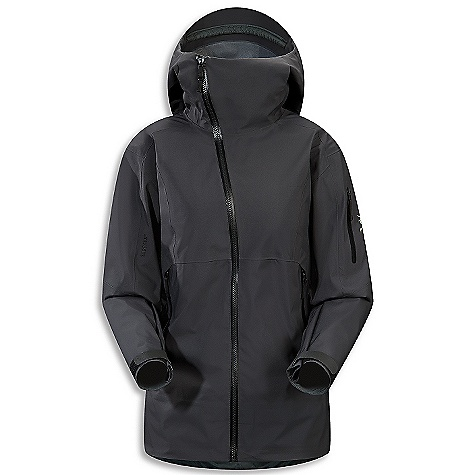 Ski On Sale. Free Shipping. Arcteryx Women's Sidewinder Jacket DECENT FEATURES of the Arcteryx Women's Sidewinder Jacket Waterproof/breathable Gore-Tex with lightly insulated backer and our most durable face fabric Curved WaterTight Vislon front zip; WaterTight pit zippers Full protection Storm Hood fits over helmet and is designed to rotate with your head Internal mesh dump pocket, zippered hand pockets, sleeve pocket Powder skirt with Slide 'n Loc attachment We are not able to ship Arcteryx products outside the US because of that other thing. We are not able to ship Arcteryx products outside the US because of that other thing. We are not able to ship Arcteryx products outside the US because of that other thing. The SPECS Weight: M: 21.4 oz / 607 g N80p-x Gore-Tex fabric with 3L lo-loft soft shell construction Fit: Expedition with e3D This product can only be shipped within the United States. Please don't hate us. - $372.99
