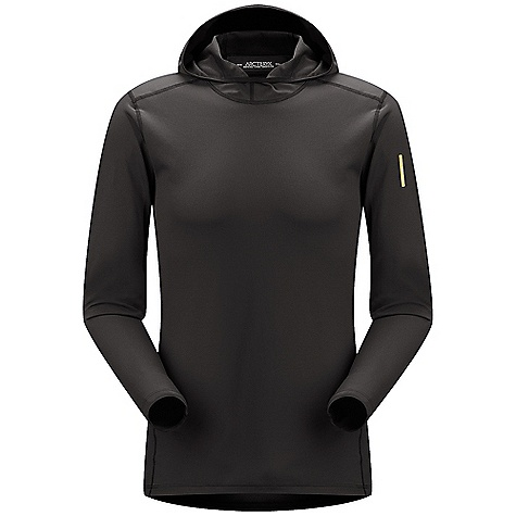 Ski Free Shipping. Arcteryx Men's Phase AR Hoody DECENT FEATURES of the Arcteryx Men's Phase AR Hoody Moisture-wicking Breathable Durable Quick-drying Minimal odor retention Hydrophobic materials will not absorb water Mechanical stretch textile for unrestricted mobility-fabric is inherently stretchy without the use of Spandex fibres, making it more durable Flat locked seams lie flat for added comfort Breathable fabric sections under arms Anatomical shaping for fit and comfort Gusseted underarms Scuba hood Crew neck Long sleeves Non-chafing label Phasic fabric has soft touch Composite construction reduces bulk, improves thermal regulation Flat locked seams improve next-to-skin comfort Encapsulated silver ions reduce odors UPF 50+ Activity: All Around We are not able to ship Arcteryx products outside the US because of that other thing. We are not able to ship Arcteryx products outside the US because of that other thing. We are not able to ship Arcteryx products outside the US because of that other thing. The SPECS Weight: (M): 6.4 oz / 182 g Fit: Next-to-skin Fabric: Phasic AR (body) Phasic SL (underarm) Care Instructions Machine wash in cold water Hang to dry Do not use fabric softener Do not iron This product can only be shipped within the United States. Please don't hate us. - $88.95