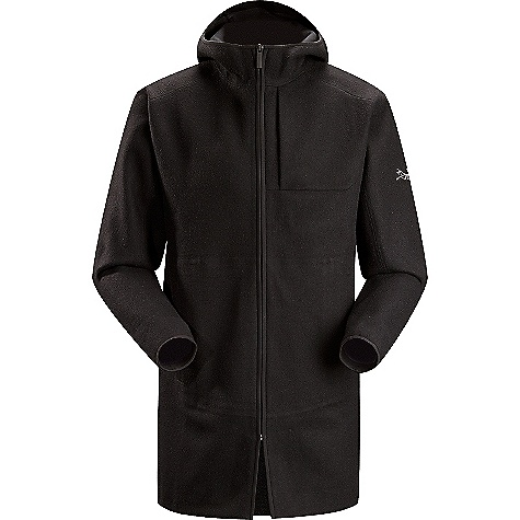 On Sale. Free Shipping. Arcteryx Men's Diplomat Jacket DECENT FEATURES of the Arcteryx Men's Diplomat Jacket Lightly insulated Wind resistant Micro-seam allowance (1.6 mm) reduces bulk and weight Finish-taped seams for a clean aesthetic Anatomical shaping for fit and comfort Stretch wrist gussets Low-profile hood with laminated brim Full front zip Metal zipper pull on main zip Laminated hem Kick pleat in hem Bonded wool provides sleek, textured warmth Lean Storm Hood is understated Zippered hand and chest pockets are discreet, secure Internal Lycra cuffs stretch and seal out drafts Technical detail adds contemporary elegance Activity: All Around We are not able to ship Arcteryx products outside the US because of that other thing. We are not able to ship Arcteryx products outside the US because of that other thing. We are not able to ship Arcteryx products outside the US because of that other thing. The SPECS Weight: (M): 31.5 oz / 894.2 g Fit: Athletic, Above knee length Fabric: Bonded Wool / Nylon blend-90% wool and 10% nylon Polyester fleece liner Care Instructions Machine wash in cold water Hang to dry Do not use fabric softener Do not iron This product can only be shipped within the United States. Please don't hate us. - $336.99