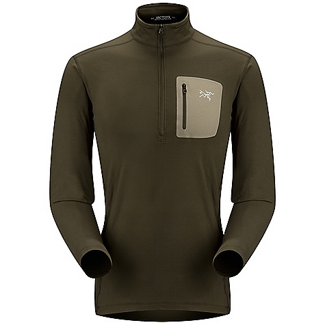Free Shipping. Arcteryx Men's RHO LT Zip Neck DECENT FEATURES of the Arcteryx Men's RHO LT Zip Neck Rho fabric has plush, rich feel Trim fit aids thermal efficiency and rapid moisture transfer Flat locked seams improve next-to-skin comfort Zip neck for improved venting Single laminated chest pocket;kl We are not able to ship Arcteryx products outside the US because of that other thing. We are not able to ship Arcteryx products outside the US because of that other thing. We are not able to ship Arcteryx products outside the US because of that other thing. The SPECS Weight: M: 8.5 oz / 240 g Fit: Next-to-skin Torrent - 84% polyester, 16% spandex Polygiene This product can only be shipped within the United States. Please don't hate us. - $118.95