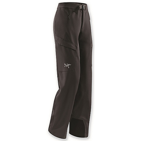 Free Shipping. Arcteryx Women's Gamma MX Pant DECENT FEATURES of the Arcteryx Women's Gamma MX Pant Fortius 2.0 fabric is weather and wind resistant, air permeable and lightly insulated; DWR finish Soft, chamois-lined waist with adjustable webbing belt and snap closure Gusseted crotch, stretch fabric allows freedom of movement Two hand pockets, two thigh pockets with Velcro flap closures Keprotec insteps guard against abrasion from edges We are not able to ship Arcteryx products outside the US because of that other thing. We are not able to ship Arcteryx products outside the US because of that other thing. We are not able to ship Arcteryx products outside the US because of that other thing. The SPECS Weight: 20.2 oz / 547 g Fortius 2.0 - 53% polyester, 27% nylon, 20% spandex Keprotec Fit: Athletic, boot cut This product can only be shipped within the United States. Please don't hate us. - $298.95