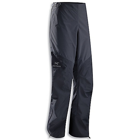 Free Shipping. Arcteryx Women's Alpha SL Pant DECENT FEATURES of the Arcteryx Women's Alpha SL Pant Windproof waterproof / breathable Gore-Tex technology protection Full side zippers accommodate mountaineering boots Low profile waist adjustment system Boot lace hook; hem drawcord Reinforced instep We are not able to ship Arcteryx products outside the US because of that other thing. We are not able to ship Arcteryx products outside the US because of that other thing. We are not able to ship Arcteryx products outside the US because of that other thing. We are not able to ship Arcteryx products outside the US because of that other thing. The SPECS Weight: M: 12 oz / 314 g Fit: Athletic Fabric: N40r Gore-Tex fabric with Paclite product technology, N150p Gore-Tex 2L with Paclite product technology This product can only be shipped within the United States. Please don't hate us. - $258.95