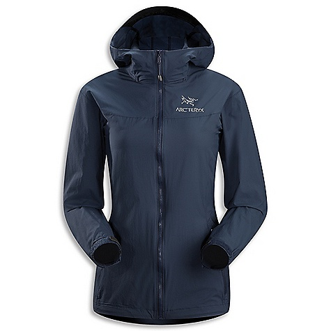 Free Shipping. Arcteryx Women's Squamish Hoody DECENT FEATURES of the Arcteryx Women's Squamish Hoody Very lightweight yet durable mini ripstop textile with mechanical stretch Low profile Storm Hood with soft brim and drawcord #3 Vislon front zipper with wind flap Articulated elbows and gusseted underarms One hip pocket stows jacket We are not able to ship Arcteryx products outside the US because of that other thing. We are not able to ship Arcteryx products outside the US because of that other thing. We are not able to ship Arcteryx products outside the US because of that other thing. We are not able to ship Arcteryx products outside the US because of that other thing. The SPECS Weight: M: 4.7 oz / 136 g Luminara - 100% nylon Fit: Athletic, hip length This product can only be shipped within the United States. Please don't hate us. - $148.95
