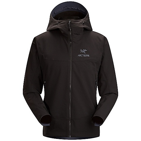 Free Shipping. Arcteryx Men's Gamma LT Hoody DECENT FEATURES of the Arcteryx Men's Gamma LT Hoody Burly Double Weave is durable, moisture and wind-resistant fabric with 4-way stretch Full length Vislon front zipper with wind flap Helmet compatible Storm Hood Hand pockets, internal chest pocket Stretch gusset cuffs, hem drawcord We are not able to ship Arcteryx products outside the US because of that other thing. We are not able to ship Arcteryx products outside the US because of that other thing. We are not able to ship Arcteryx products outside the US because of that other thing. We are not able to ship Arcteryx products outside the US because of that other thing. The SPECS Weight: M: 20.1 oz / 594.2 g Fit: Athletic Burly Double Weave - 46% nylon, 46% polyester, 8% spandex This product can only be shipped within the United States. Please don't hate us. - $248.95
