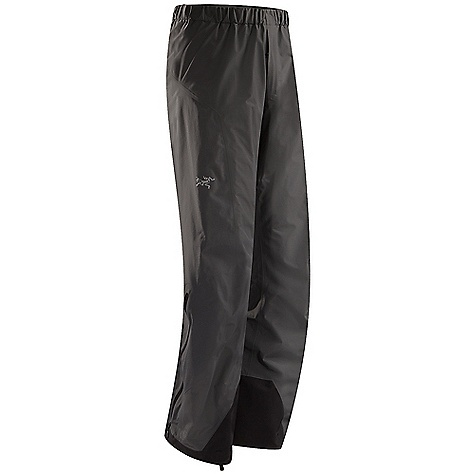 Free Shipping. Arcteryx Men's Beta SL Pant DECENT FEATURES of the Arcteryx Men's Beta SL Pant Gore-Tex fabric with Paclite technology 1/4 length WaterTight lower leg zippers Instep, lower leg and hem are reinforced with 3L Gore-Tex Elasticized waistband with drawcord, adjustable cuff drawcord, lace hook affixes pants over boots Articulated knee and seat We are not able to ship Arcteryx products outside the US because of that other thing. We are not able to ship Arcteryx products outside the US because of that other thing. We are not able to ship Arcteryx products outside the US because of that other thing. The SPECS Weight: M: 7.5 oz / 256 g Fit: Athletic N40p Gore-Tex fabric with Paclite product technology N150p-x Gore-Tex 3L (instep) This product can only be shipped within the United States. Please don't hate us. - $198.95