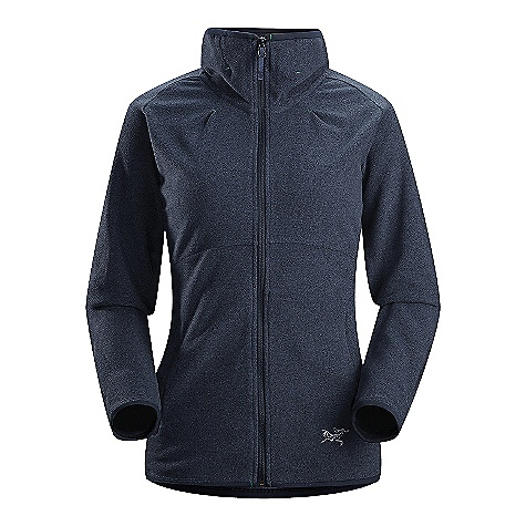 Free Shipping. Arcteryx Women's Caliber Cardigan DECENT FEATURES of the Arcteryx Women's Caliber Cardigan Thermal quick dry fleece has visual interest Shaped collar, gently articulated sleeves Flattering silhouette with feminine pleats and colour details Two hand pockets We are not able to ship Arcteryx products outside the US because of that other thing. We are not able to ship Arcteryx products outside the US because of that other thing. We are not able to ship Arcteryx products outside the US because of that other thing. We are not able to ship Arcteryx products outside the US because of that other thing. The SPECS Weight: M: 12.5 oz / 355 g Polartec Micro Marled Fleece - 100% Polyester Fit: Athletic This product can only be shipped within the United States. Please don't hate us. - $148.95
