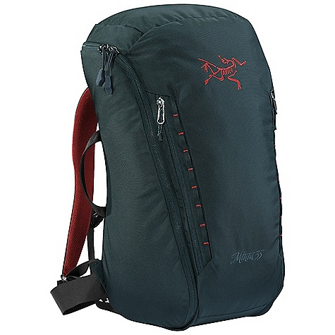 Climbing Free Shipping. Arcteryx Miura 35 Pack DECENT FEATURES of the Arcteryx Miura 35 Pack C2 (Composite Construction) system Internal zippered pocket is great for clippers, tape, headlamp Single top pocket with key clip Dual front zippered pockets for guidebook, maps, etc Front daisy chain attachment system to attach additional items Single top and dual side carry handles for easy transport between routes Ergonomically shaped shoulder straps for better carry comfort Adjustable position sternum strap Hydration bladder compatible via the Hydroport and Hydro Tube Clip Internal gear loop for organization Surround zip system provides easy access to gear Pack opens completely flat Bungee attachment system (included but not installed) 50 mm / 2 inch webbing hipbelt We are not able to ship Arcteryx products outside the US because of that other thing. We are not able to ship Arcteryx products outside the US because of that other thing. We are not able to ship Arcteryx products outside the US because of that other thing. The SPECS 840D nylon HD 80 foam Burly Double Weave 500D ATY nylon 6.6 silicone treated with PU EV 50 Spacermesh The SPECS for Short Volume: 2013 cubic inches / 33 liter Weight: 36 oz / 1010 g The SPECS for Regular Volume: 2135 cubic inches / 35 liter Weight: 37 oz / 1060 g The SPECS for Tall Volume: 2257 cubic inches / 37 liter Weight: 39 oz / 1110 g This product can only be shipped within the United States. Please don't hate us. - $198.95