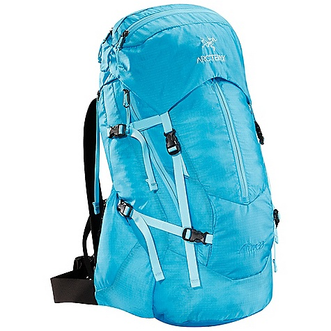 Camp and Hike Free Shipping. Arcteryx Women's Altra 33 LT Pack DECENT FEATURES of the Arcteryx Women's Altra 33 LT Pack C2 (Composite Construction) system Twin 6005 T-6 extruded aluminium M-bar stays Double chamber top lid for easy gear organization and access Extendable top lid and extension collar for larger loads Hydration sleeve external access point Double-pull, easy open collar cordlock systems 1 Vertical zippered access points Large front kangaroo pocket for frequently used items Internal security pocket for keys, phone, etc Dual P'ax ice tool carry systems Wingman one-handed easy access pockets We are not able to ship Arcteryx products outside the US because of that other thing. We are not able to ship Arcteryx products outside the US because of that other thing. We are not able to ship Arcteryx products outside the US because of that other thing. The SPECS 210D nylon 6.6 ripstop 500D ATY nylon 6.6 silicone treated with PU 100D mini ripstop 6005-T6 extruded aluminum M-bar stays HD 80 foam Hypercell foam Spacermesh The SPECS for Short Volume: 1891 cubic inches / 31 liter Weight: 38 oz / 1082 g Extend To: 2013 cubic inches / 33 liter The SPECS for Regular Volume: 2013 cubic inches / 33 liter Weight: 41 oz / 1153 g Extend To: 2135 cubic inches / 35 liter The SPECS for Tall Volume: 2135 cubic inches / 35 liter Weight: 42 oz / 1189 g Extend To: 2257 cubic inches / 37 liter This product can only be shipped within the United States. Please don't hate us. - $248.95