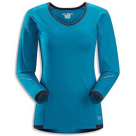 Free Shipping. Arcteryx Women's Motus LS Crew DECENT FEATURES of the Arcteryx Women's Motus LS Crew Moisture-wicking Breathable Lightweight Quick-drying Minimal odour retention Hydrophobic materials will not absorb water Mechanical stretch textile for unrestricted mobility Flatlocked seams lie flat for added comfort Women's specific design and fit Anatomical shaping for fit and comfort Gusseted underarms Side pocket with hidden zipper Reflective logo Reflective blazes for enhanced visibility in low light UPF Rating: 54 We are not able to ship Arcteryx products outside the US because of that other thing. We are not able to ship Arcteryx products outside the US because of that other thing. We are not able to ship Arcteryx products outside the US because of that other thing. We are not able to ship Arcteryx products outside the US because of that other thing. This product can only be shipped within the United States. Please don't hate us. - $74.95