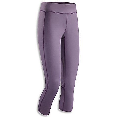 Free Shipping. Arcteryx Women's Kapta Crop Tight DECENT FEATURES of the Arcteryx Women's Kapta Crop Tight Smooth finish stretch fabric provides comfort and mobility back mesh panel provides ventilation Wide waist band for comfort and fit Strategically placed Flat locked seams reduce chafing Small key pocket in waistband Reflective blades on lower leg We are not able to ship Arcteryx products outside the US because of that other thing. We are not able to ship Arcteryx products outside the US because of that other thing. We are not able to ship Arcteryx products outside the US because of that other thing. We are not able to ship Arcteryx products outside the US because of that other thing. The SPECS Weight: M: 5.6 oz / 158 g Suncore - 83% polyester, 17% spandex Aeris - 88% polyester, 12% spandex (mesh) Fit: Next-to-skin This product can only be shipped within the United States. Please don't hate us. - $68.95