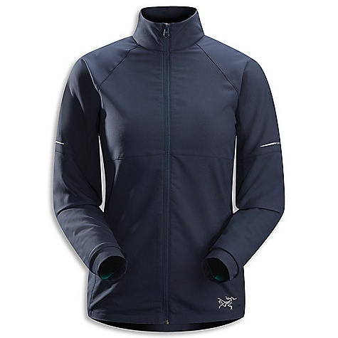 Free Shipping. Arcteryx Women's Kapta Jacket DECENT FEATURES of the Arcteryx Women's Kapta Jacket Air permeable fabric moves moisture to the outside DWR finish Articulation and no-lift gussets give free range of motion Thumbholes hold sleeve in position and protect hands Zippered hip security pocket with media port Reflective blades on sleeves and back; reflective logo We are not able to ship Arcteryx products outside the US because of that other thing. We are not able to ship Arcteryx products outside the US because of that other thing. We are not able to ship Arcteryx products outside the US because of that other thing. We are not able to ship Arcteryx products outside the US because of that other thing. The SPECS Weight: M: 8.4 oz / 239 g Dry Web - 100% Polyester double-weave Schoeller Dynamic GNS - nylon/spandex Fit: Trim This product can only be shipped within the United States. Please don't hate us. - $148.95