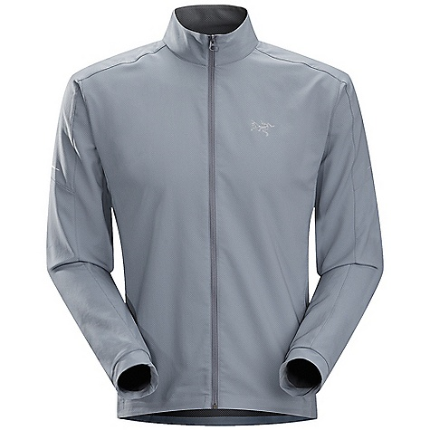 Free Shipping. Arcteryx Men's Accelero Jacket DECENT FEATURES of the Arcteryx Men's Accelero Jacket Refined fit, updated style lines, thumb cuff Air permeable fabric has long lasting water repellency (DWR) Articulation and no-lift gussets give free range of motion Thumbholes hold sleeve in position and protect hands Reflective blades One zippered hip security pocket We are not able to ship Arcteryx products outside the US because of that other thing. We are not able to ship Arcteryx products outside the US because of that other thing. We are not able to ship Arcteryx products outside the US because of that other thing. We are not able to ship Arcteryx products outside the US because of that other thing. The SPECS Weight: (M): 8.4 oz / 239 g Fit: Trim, upper hip length Dry Web - 100% Polyester double-weave Schoeller Dynamic GNS - nylon/spandex This product can only be shipped within the United States. Please don't hate us. - $148.95