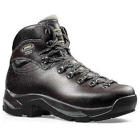 Camp and Hike Free Shipping. Asolo Women's TPS 520 GV Boot DECENT FEATURES of the Asolo Women's TPS 520 GV Boot Upper: Water resistant full grain leather 2,6-2,8 mm Lining: Gore-Tex performance comfort footwear Lasting Board: Asoflex 00 MR Anatomic Footbed: Lite 2 Sole: Triple Power Structure Asolo/Vibram rubber-PU (dual-density) Fit: MM/MW/ML Weight: 1/2 pair: 820 grams - $288.95