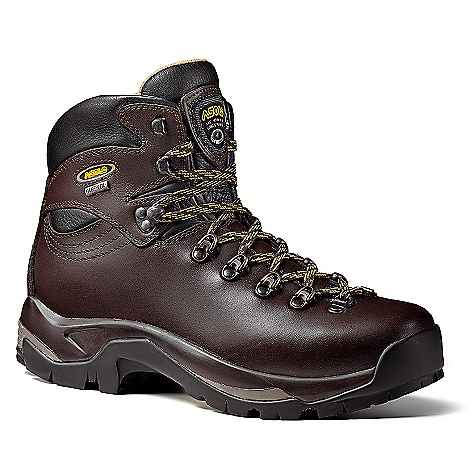 Camp and Hike Free Shipping. Asolo Men's TPS 520 GV Boot DECENT FEATURES of the Asolo Men's TPS 520 GV Boot Upper: Water resistant full grain leather 2,6-2,8 mm Lining: Gore-Tex performance comfort footwear Lasting Board: Asoflex 00 MR Anatomic Footbed: Lite 2 Sole: Triple Power Structure Asolo/Vibram rubber-PU (dual-density) Fit: MM/MW/ML Weight: 1/2 pair: 820 grams - $288.95