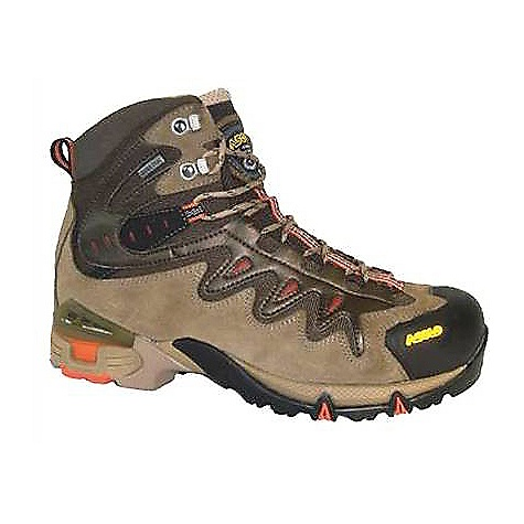 Camp and Hike On Sale. Free Shipping. Asolo Men's Synchro GTX Boot DECENT FEATURES of the Asolo Men's Synchro GTX Boot Upper: Water resistant suede 1,6-1,8 mm + high tenacity nylon Lining: Gore-Tex performance comfort footwear Lasting Board: Asoflex 400 gold Anatomic Foot Bed: Lite 2 Sole: Matrix (rubber-eva) + Active heel support Fit: MM Weight: 1/2 pair: 616 grams - $151.99