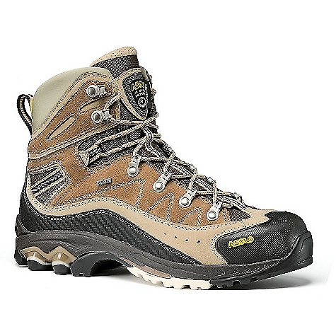 Camp and Hike On Sale. Free Shipping. Asolo Men's Moran GTX Boot DECENT FEATURES of the Asolo Men's Moran GTX Boot Upper: Water resistant suede 1,6-1,8 mm + high tenacity nylon Lining: Gore-Tex performance comfort footwear Lasting Board: Power lite asoflex Anatomic Foot Bed: Lite 2 Sole: Power lite (rubber-eva) + Pebax heel reinforcement Fit: MM Weight: 1/2 pair: 590 grams - $195.99