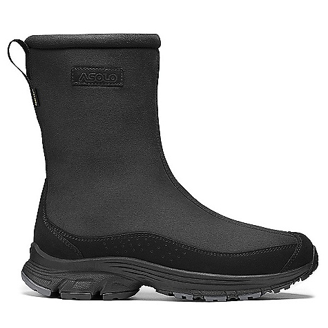 On Sale. Free Shipping. Asolo Women's Alchemy GTX Boot FEATURES of the Women's Alchemy GTX Boot by Asolo Upper: Microfiber + water-repellent suede mm 1,6-1,8 Lining: Gore-Tex insulated comfort footwear Lasting Board: Asoflex light Anatomic Footbed: Lite 1 Sole: Aso 1000-2 rubber + molded eva Fit: MM-ML Weight: 383 grams (1/2 pair size 6,5 US) - $175.99