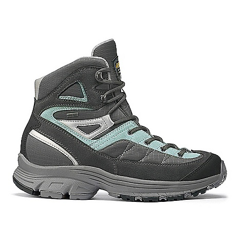 On Sale. Free Shipping. Asolo Women's Ride GTX Boot FEATURES of the Women's Ride GTX Boot by Asolo Upper: Polyester + water-repellent suede mm 1,6-1,8 Lining: Gore-Tex performance comfort footwear Lasting Board: Asoflex light Anatomic Footbed: Lite 1 Sole: Aso 1000-2 rubber + molded eva Fit: MM-ML Weight: 428 grams (1/2 pair size 6,5 US) - $138.99