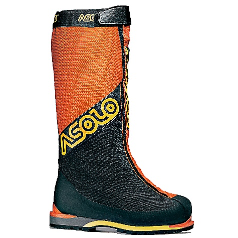 Free Shipping. Asolo Men's Manaslu GV Boot DECENT FEATURES of the Asolo Men's Manaslu GV Boot Outer Gaiter: High Tenacity Cordura + Cordura Reinforcements with laminated Kevlar Gaiter Lining: Gore-Tex extended comfort footwear Shell: Cordura + 2 mm felt Shell Lining: 4 mm polyethylene + aluminium layer + velveteen Inner Boot: Breathable polyester + microfiber Inner Boot Lining: Breathable polyester + 200 grams Primaloft Lasting Board: Carbon + fiberglass Anatomic Footbed: Manaslu felt + 400 grams Primaloft + Cambrelle Sole: Vibram Mulaz + dual-density midsole in expanded rubber + PU attachments for automatic crampons Fit: MM Weight: 1/2 pair: 1.531 grams - $1,049.95