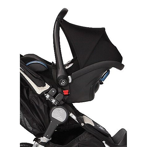 Entertainment On Sale. Free Shipping. Baby Jogger Car Seat Adapter FEATURES of the Car Seat Adaptor by Baby Jogger Coordinates with a variety of Baby Jogger stroller models Designed to fit several popular car seats on the market today Locks infant car seat in place onto a Baby Jogger stroller Double adaptor positioned on a locking slide to prevent tipping when only the car seat is in use Allows you to use a high-performance Baby Jogger stroller throughout a child's development Works with brands including most Peg Perego, Chicco, Britax, Maxi Cosi, Graco and Evenflo models This product can only be shipped within the United States. Please don't hate us. - $43.99