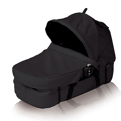 Entertainment Free Shipping. Baby Jogger City Select Bassinet Kit FEATURES of the City Select Bassinet Kit by Baby Jogger Works with the Baby Jogger City Select stroller Plush fabric and support bracket convert the City Select's single seat into a bassinet in a few simple steps Allows you to easily use a Baby Jogger City Select stroller throughout a child's growth To use the bassinet in double capacity mode, the second seat for the stroller must be purchased in advance SPECIFICATIONS: Maximum weight capacity: 25 pounds This product can only be shipped within the United States. Please don't hate us. - $89.95