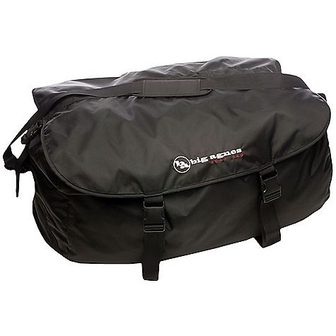 Entertainment Free Shipping. Big Agnes Road Tripper Duffel DECENT FEATURES of the Big Agnes Road Tripper Duffel Zipper closure for main compartment Top cover secures with compression straps and buckles Two interior compartments fit two sleeping bags and pads Separate zipper storage pockets for accessories Shoulder strap The SPECS Dimension: 27 x 13 x 16in. / 69 x 33 x 41 cm Weight: 1 lb 13 oz / 822 g Volume: 5600 cubic inches / 90 liter - $69.95