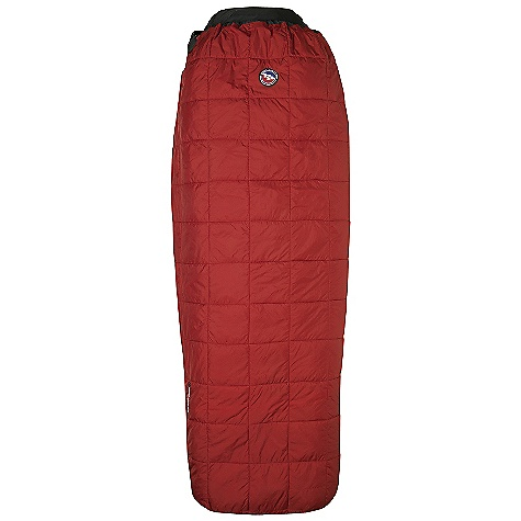 Camp and Hike Free Shipping. Big Agnes Cross Mountain 45 Degree Sleeping Bag DECENT FEATURES of the Big Agnes Cross Mountain 45 Degree Sleeping Bag Integrated full pad sleeve Rectangular shaped bag Pillow Pocket Liner loops 60in. /152cm YKK #8 zipper - Encampment Small 70in./178cm YKK #8 zipper - Regular and Long Mate together left and right zip bags Mesh storage sack and nylon stuff sack No-draft collar, No-draft wedge, No-draft zipper The SPECS Temperature: 45deg F Fill Type: Intergrity Stuff Sack Size: S: 7.5 x 15in. / 19 x 38 cm Nylon rip-stop fabric A-Flex construction: Encampment, Farwell A-Shingo construction: Gunn Creek Quilted Construction: Cross Mountain Integrity 97% recycled insulation The SPECS for Short Fit Up To: 5'6in. / 168 cm Pad Size: 20 x 66in. / 51 x 168 cm The SPECS for Regular Fit Up To: 5'10in. / 178 cm Fill Weight: 11 oz / 312 g Bag Weight: 1 lb 11 oz Compressed Size: 8 x 6in. / 20 x 12 cm Pad Size: 20 x 72in./ 51 x 183 cm The SPECS for Long Fit Up To: 6'6in. / 198 cm Fill Weight: 12 oz / 340g Bag Weight: 1 lb 14 oz Compressed Size: 8 x 7in. / 20 x 18cm Pad Size: 20 x 78in./ 51 x 198 cm - $134.95