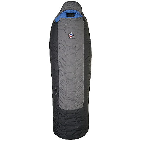 Camp and Hike On Sale. Free Shipping. Big Agnes Fish Hawk 30 Degree Sleeping Bag DECENT FEATURES of the Big Agnes Fish Hawk 30 Degree Sleeping Bag Integrated full pad sleeve Rectangular shaped bag Pillow Pocket Liner loops 70in./178cm YKK #8 zipper Mate together left and right zip bags Mesh storage sack and nylon stuff sack No-draft collar, No-draft wedge, No-draft zipper The SPECS Temperature Rating: 30deg F / -1deg C Fill Type: 650 DownTekT Nylon Microfiber rip-stop Insotect Flow Construction 650 fill DownTek water repellent down The SPECS for Regular Bag Weight: 2 lbs 7 oz / 1106 g Fill Weight: 11 oz / 312 g Compressed Size: 8 x 6in. / 20 x 15 cm Stuff Sack Size: 8 x 17.5in. / 20 x 45 cm Fits up to: 5'10in. / 178 cm Pad Size: 20 x 72in. / 51 x 183 cm The SPECS for Long Bag Weight: 2 lbs 12 oz / 1247 g Fill Weight: 13 oz / 369 g Compressed Size: 8 x 7in. / 20 x 18 cm Stuff Sack Size: 8 x 17.5in. / 20 x 45 cm Fits up to: 6 '6in. / 198 cm Pad Size: 20 x 78in. / 51 x 198 cm - $154.99