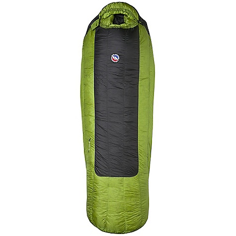 Camp and Hike Free Shipping. Big Agnes Mystic SL 15 Degree Sleeping Bag DECENT FEATURES of the Big Agnes Mystic SL 15 Degree Sleeping Bag Integrated full pad sleeve Rectangular shaped bag Pillow Pocket Liner loops 70in./178cm YKK #5 zipper Mate together Left and right zip bags Mesh storage sack and nylon stuff sack No-draft collar, No-draft wedge, No-draft zipper The SPECS Temperature Rating: 15deg F / -9deg C Fill Type: 800 Down Pertex Nylon shell fabric Nylon Taffeta lining InsotectFlow Construction 800 fill Down The SPECS for Regular Bag Weight: 2 lbs 4 oz / 1021 g Fill Weight: 15oz / 425 g Compressed Size: 8.5 x 8in. / 22 x 20 cm Stuff Sack Size: 8 x 17.5in. / 20 x 45 cm Fits up to: 5'10in. / 178 cm Pad Size: 20 x 72in. / 51 x 183 cm The SPECS for Long Bag Weight: 2 lbs 7 oz / 1106 g Fill Weight: 16.5 oz / 468 g Compressed Size: 8.5 x 8.5in. / 22 x 22 cm Stuff Sack Size: 8 x 17.5in. / 20 x 45 cm Fits up to: 6'6in. / 198 cm Pad Size: 20 x 78in. / 51 x 198 cm - $399.95