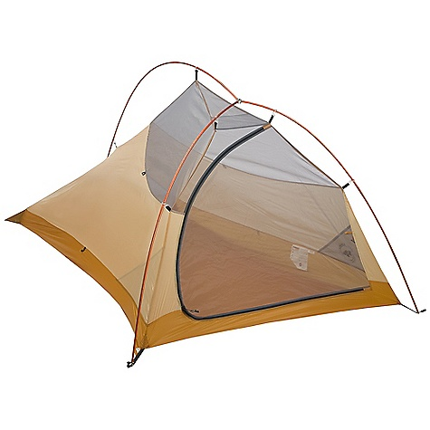 Camp and Hike Free Shipping. Big Agnes Fly Creek UL 2 Person Tent DECENT FEATURES of the Big Agnes Fly Creek UL 2 Person Tent Fabrics and mesh used on the inner tents are made from breathable lightweight nylon or polyester Mesh body designs offer excellent ventilation Oversized stake out loops Free standing structures reduce the number of stakes Interior mesh pockets for organizing gear Gear loft loops included Footprints extend the life of your tent floor and can be used in the fast fly setup option on some models Footprints and gear lofts sold separately Storm flap on vestibule zippers prevents drips Fabrics used on our tents include silicone treated nylon rip-stop and polyester depending on the model CORDURAr fabrics used in our Mountaineering line Waterproof polyurethane coating on all fly and floor fabrics Reflective guyline and reflective webbing on tent corners for nighttime visibility All seams taped with waterproof, solvent free polyurethane tape (no PVC or VOC) Fly vents improve ventilation to reduce condensation Single door and vestibule Storm flaps on vestibule zipper Reflective guyline and webbing on tent corners Fly and floor are silicone treated nylon rip-stop Fly and floor have 1200mm waterproof polyurethane coating Tent body is nylon and polyester mesh All seams taped with waterproof, solvent-free polyurethane tape (No PVC or VOC's) DAC Featherlite NSL pole system with press fit connectors and lightweight hubs DAC Twist Clips attach tent body to pole frame Hub pole design 11 Superlight aluminum J stakes Three (UL1andUL2), six (UL3andUL4) interior mesh pockets Gear Loft loops included Footprint sold separately Fast Fly setup available UL1 and UL2 fits Triangle gear loft sold separately $22 The SPECS Capacity: 2 Person Trail Weight: 2 lbs 2 oz / 964 g Packed Weight: 2 lbs 10 oz / 1.19 kg Fast Fly Weight: 1 lb 11 oz / 765 kg Packed Size: 6in. x 19in. / 15 x 48 cm Floor Size: 28 square feet / 2.6 square meter Floor Length: 86in. / 218 cm Floor Width: 52in. - 42in. / 132 - 107 cm Head Height: 38in. / 97 cm Foot Height: 24in. / 61 cm Vestibule Area: 7.0 square feet / 0.7 square meter Footprint Weight: 5 oz / 142 g - $369.95