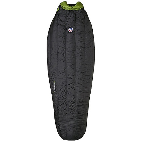 Camp and Hike Free Shipping. Big Agnes Horse Thief SL 35 Degree Sleeping Bag DECENT FEATURES of the Big Agnes Horse Thief SL 35 Degree Sleeping Bag Integrated half pad sleeve design Mummy shaped bag Pillow Pocket Liner loops 70in./178cm YKK #5 zipper 48in./122cm YKK #5 zipper, Pitchpine Mate together left and right zip bags Mesh storage sack and nylon stuff sack No-draft collar, No-draft wedge, No-draft zipper (not available on Horse Thief and Pitchpine) The SPECS Temperature Rating: 35deg F / 2deg C Fill Type: 800 Down Pad Size: 20in. / 51 cm Pertex Nylon shell fabric Nylon Taffeta lining Insotect Flow Construction Quilted construction, Pitchpine 800 fill Down The SPECS for Regular Bag Weight: 1 lb 11 oz / 765 g Fill Weight: 12 oz / 340 g Compressed Size: 7 x 5in. / 18 x 13 cm Stuff Sack Size: 7.5 x 15in. / 19 x 38 cm Fits up to: 5'10in. / 178 cm The SPECS for Long Bag Weight: 1 lb 15 oz / 879 g Fill Weight: 14 oz / 397 g Compressed Size: 7 x 5.5in. / 18 x 14 cm Stuff Sack Size: 7.5 x 15in. / 19 x 38 cm Fits up to: 6'6in. / 198 cm - $359.95